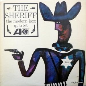 Modern Jazz Quartet, The - The Sheriff