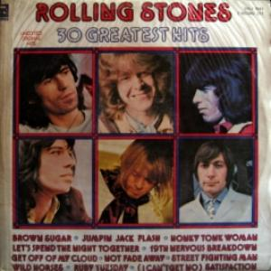 Rolling Stones,The - 30 Greatest Hits