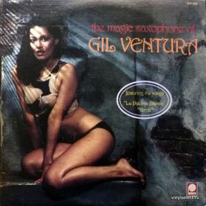 Gil Ventura - The Magic Saxophone Of Gil Ventura