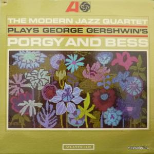 Modern Jazz Quartet, The - The Modern Jazz Quartet Plays George Gershwin's Porgy & Bess