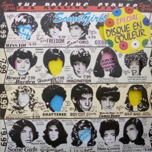Rolling Stones,The - Some Girls (Ltd. Red Vinyl)