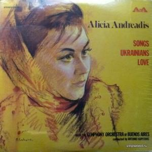 Alicia Andreadis (Галина Минаїв) - Songs Ukrainians Love (feat. Symphony Orchestra Of Buenos Aires)