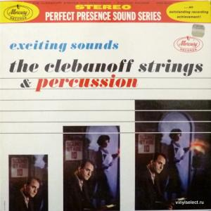 Clebanoff Strings & Percussion, The - Exciting Sounds