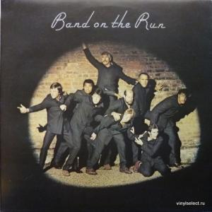 Paul McCartney And Wings - Band On The Run (Purple Vinyl)
