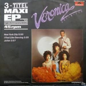 Veronica Unlimited - 3 - Titel Maxi EP