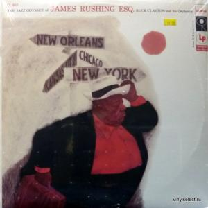 Jimmy Rushing With Buck Clayton And His Orchestra - The Jazz Odyssey Of James Rushing Esq.