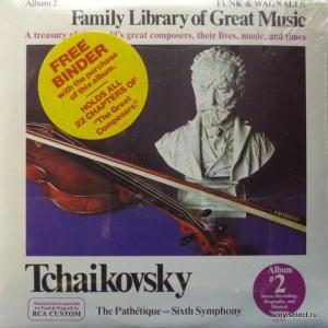 Piotr Illitch Tchaikovsky (Петр Ильич Чайковский) - The Pathétique - Sixth Symphony (feat. Walter Jurgens)