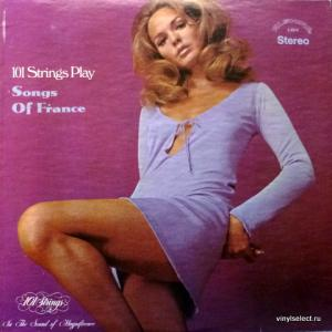 101 Strings Orchestra - 101 Strings Play Songs Of France