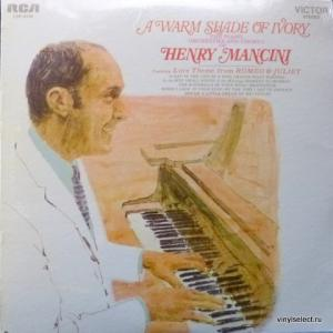 Henry Mancini And His Orchestra - A Warm Shade Of Ivory