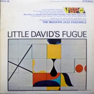 Modern Jazz Ensemble, The (Modern Jazz Society, The) - Little David's Fugue (feat. Stan Getz)