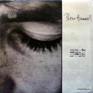 Peter Hammill - And Close As This (White vinyl)