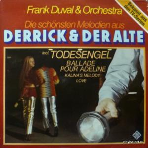Frank Duval & Orchestra - Die Schönsten Melodien aus Derrick & Der Alte