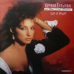 Gloria Estefan - Let It Loose (feat. Miami Sound Machine)