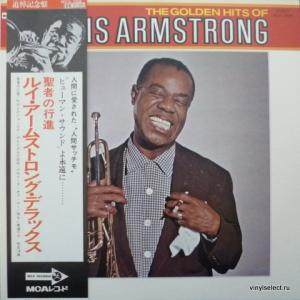 Louis Armstrong - The Golden Hits Of Louis Armstrong