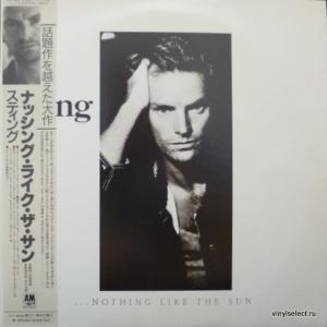 Sting - …Nothing Like The Sun