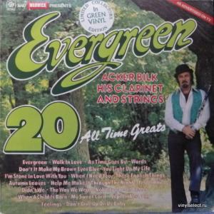 Acker Bilk - Evergreen - 20 All Time Greats (Green Vinyl)