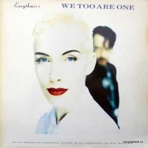 Eurythmics - We Too Are One (+ Poster!)