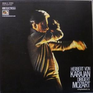 Herbert Von Karajan - Herbert Von Karajan Dirigiert Mozart (Club Edition)