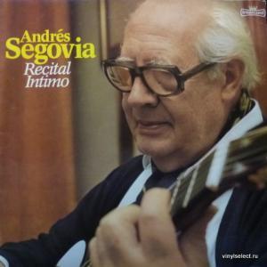 Andres Segovia - Recital Intimo