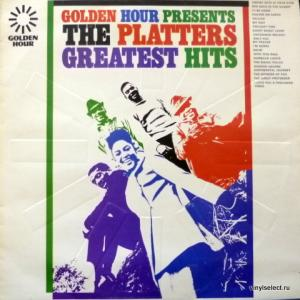 Platters, The - Golden Hour Presents The Platters Greatest Hits