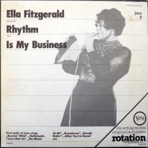 Ella Fitzgerald - Rhythm Is My Business