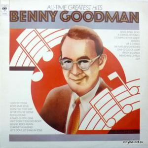 Benny Goodman - All-Time Greatest Hits