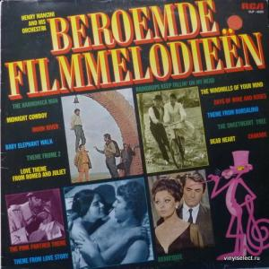 Henry Mancini And His Orchestra - Beroemde Filmmelodieën