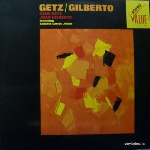 Stan Getz & Joao Gilberto - Getz / Gilberto feat. Antonio Carlos Jobim