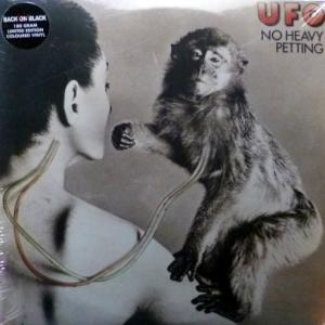 UFO - No Heavy Petting (Grey Vinyl)