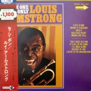 Louis Armstrong - The One And Only