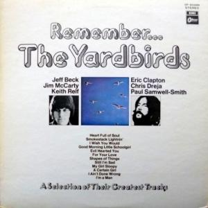 Yardbirds, The - Remember... The Yardbirds