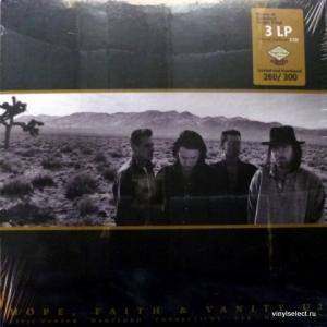 U2 - Hope, Faith & Vanity U2 Box Set