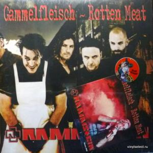 Rammstein - Gammelfleisch ~ Rotten Meat (Red Vinyl)