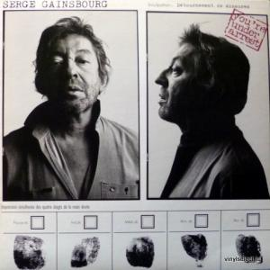Serge Gainsbourg - You're Under Arrest
