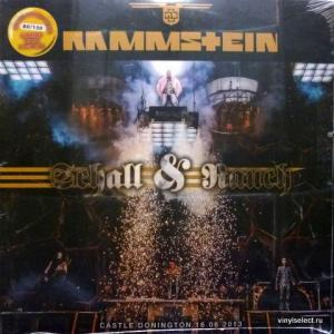 Rammstein - Schall & Rauch (Yellow Vinyl)