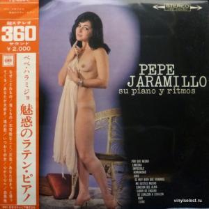 Pepe Jaramillo - Su Piano Y Ritmos