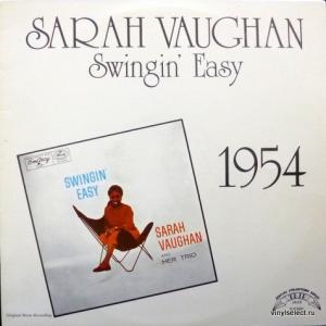 Sarah Vaughan - Swingin' Easy