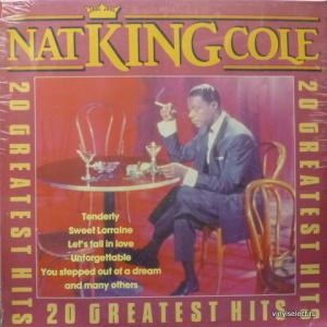 Nat King Cole - 20 Greatest Hits