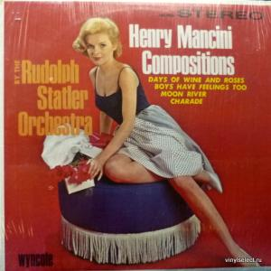Rudolph Statler Orchestra And Chorus - Henry Mancini Compositions