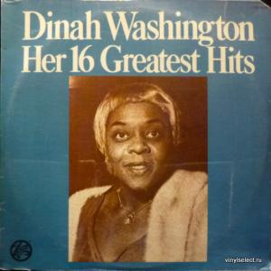 Dinah Washington‎ - Her 16 Greatest Hits