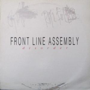 Front Line Assembly - Disorder (*Autographed)