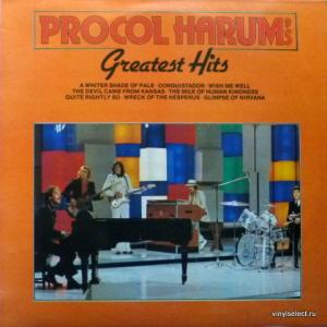 Procol Harum - Procol Harum's Greatest Hits