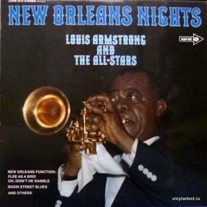 Louis Armstrong And His All Stars - New Orleans Nights