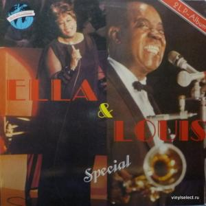 Ella Fitzgerald And Louis Armstrong - Special (Ella And Louis Again)
