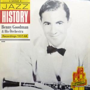 Benny Goodman - Recordings 1937-44 (Club Edition)