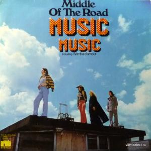 Middle Of The Road - Music Music (Club Edition)