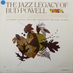 Bud Powell - The Jazz Legacy Of Bud Powell