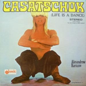 Alexandrov Karazov - Casatschok (Life Is A Dance)