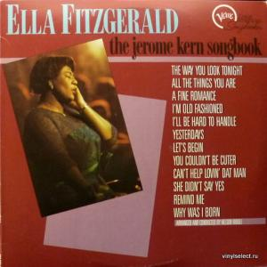 Ella Fitzgerald - The Jerome Kern Songbook