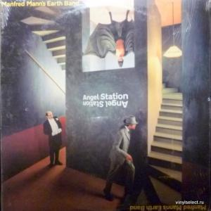 Manfred Mann's Earth Band - Angel Station